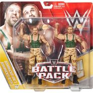 Bushwhackers - WWE Battle Packs 40