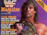 WWF Magazine - December 1990