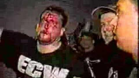Tommy Dreamer vs Brian Lee (Weapons Match)