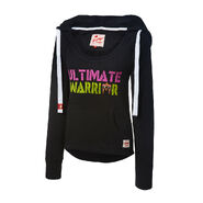 Ultimate Warrior Women's Tri-Blend Pullover Hoodie Sweatshirt