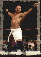 2004 WWE Chaos (Fleer) Val Venis 28