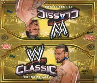 2011 Topps WWE Classic Wrestling