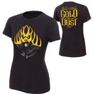 Goldust Ashes To Ashes Women's T-Shirt