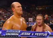 Jesse and Festus