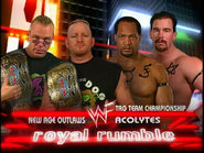 Royal Rumble 2000 The New Age Outlaws V The Acolytes