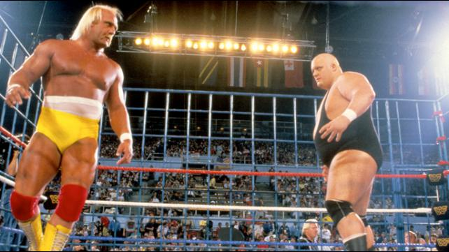 Steel Cage match   Pro Wrestling   FANDOM powered by Wikia
