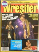 The Wrestler - April 1986