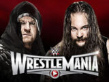 WrestleMania 31 The Undertaker v Bray Wyatt
