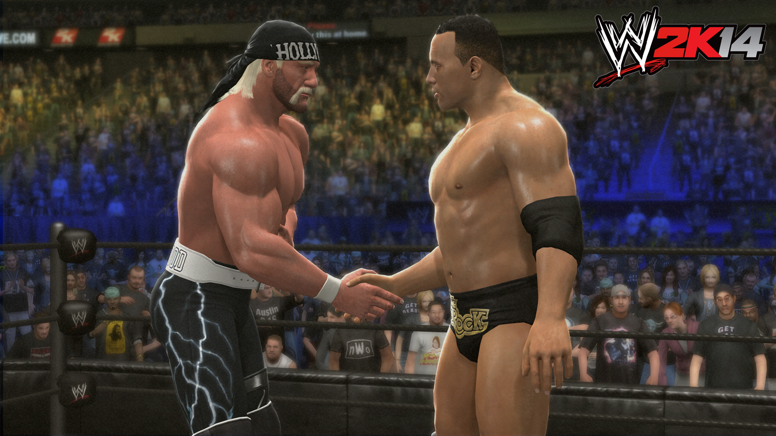 image - wwe 2k14 screenshot.13 | pro wrestling | fandom powered