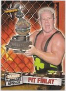 1999 WCW Embossed (Topps) Fit Finlay 54
