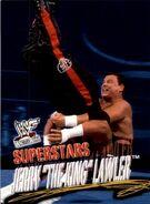 2001 WWF WrestleMania (Fleer) Jerry Lawler 55