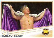 2013 WWE (Topps) Harley Race 93