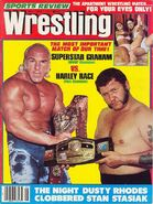 Sports Review Wrestling - May 1978