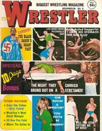 The Wrestler - December 1968