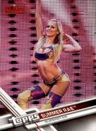 2017 WWE (Topps) Then, Now, Forever Summer Rae 137