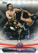 2019 WWE Raw Wrestling Cards (Topps) TJP 88