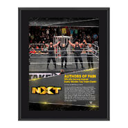 Authors of Pain TakeOver Toronto 10 x 13 Commemorative Photo Plaque
