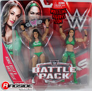 Bella Twins - WWE Battle Packs 38