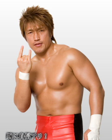 Minoru Tanaka | Pro Wrestling | Fandom