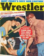 The Wrestler - March 1970