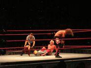 WWE WrestleMania Revenge Tour 2006 - Milan 4