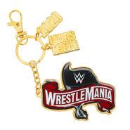 WrestleMania 36 Charm Keychain