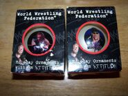 1998 WWF Undertaker Ornament