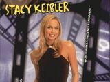 2002 WWE Absolute Divas (Fleer) Stacy Keibler (No.98)