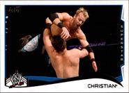 2014 WWE (Topps) Christian 61