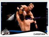 2014 WWE (Topps) Christian (No.61)
