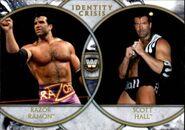 2018 Legends of WWE (Topps) Razor Ramon IC 16