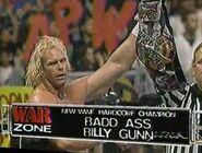 5 Billy Gunn 1