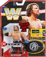 AJ Styles - WWE Retro Series 3
