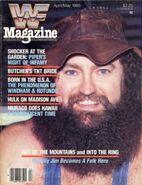 April 1985 - Vol. 3, No. 3