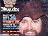 WWF Magazine - April/May 1985