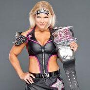 Beth Phoenix Divas Champion