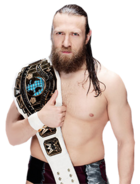 Daniel bryan ic champion by nibble t-d8ogzou