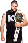 Kevin owens intercontinental champion by nibble t-d99q6yt