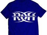 ROH Navy Blue Logo T-Shirt