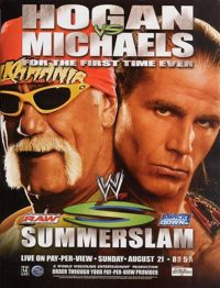 Image result for WWE Summerslam 2005
