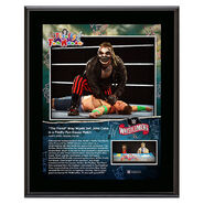 WrestleMania 36 The Fiend Bray Wyatt 10 x 13 Limited Edition Plaque