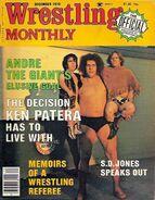 Wrestling Monthly - December 1978