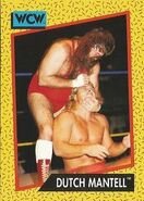 1991 WCW (Impel) Dutch Mantell 79