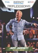 2012 TNA Impact Wrestling Reflexxions Trading Cards (Tristar) Jeff Jarrett 65