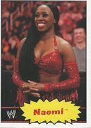 2012 WWE Heritage Trading Cards Naomi 28