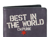 "CM Punk ""Best In The World"" Wallet"