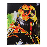 Goldust 11 x 14 Gallery Wrapped Canvas Wall Art