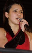 Hikaru Shida