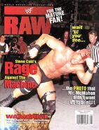 Raw Magazine August 1998