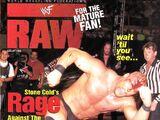 WWF Raw Magazine - August 1998